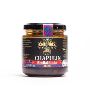 Chapulin Endiablado 160g.