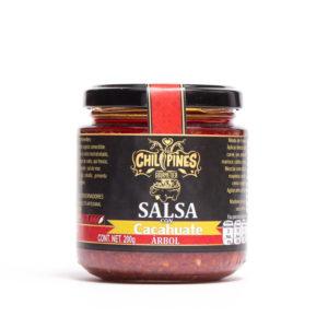 Salsa Con Cacahuate Arbol 200g