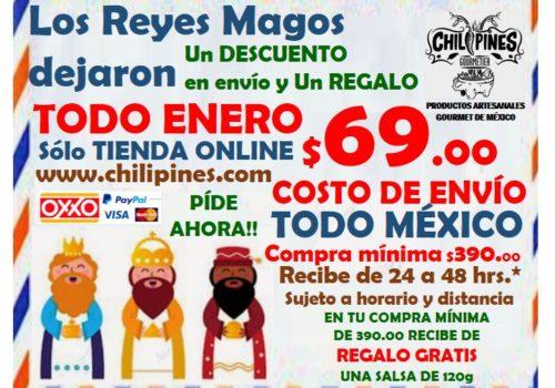 Descubre Tu Regalo De Reyes